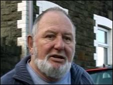 Poppy Appeal organiser Ken Merriot