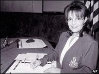 Sarah Palin como gobernadora de Alaska
