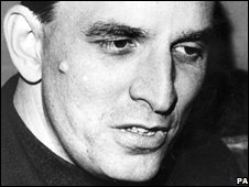 Ingmar Bergman in 1963