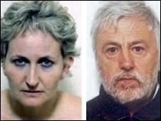 Mary Butres and John Nichols