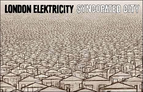London Elektricity record cover