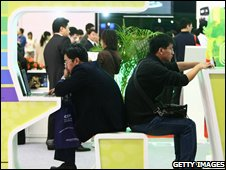 Net users in China, Getty