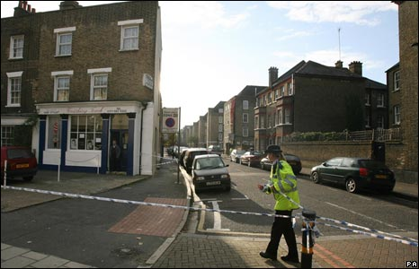 kennington shooting