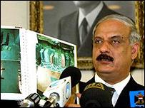 طاهر جليل الحبوش، رئيس الاستخبارات العراقية السابق