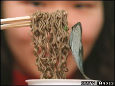 Instant noodles (file picture)