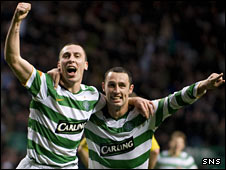 Scott Brown and Scott McDonald