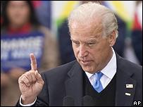 Joe Biden el 24 de ocubre