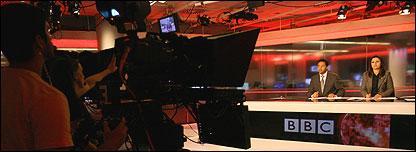 BBC Arabic Presenters