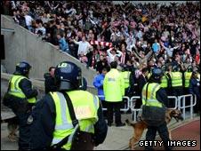 Sunderland crowd