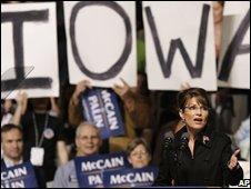 Sarah Palin in Iowa