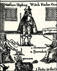 Illustration of a witchmaster general