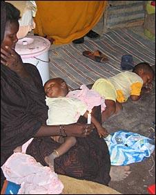 Skyra, a former runaway Mauritanian slave