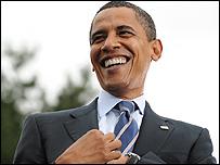 Barack Obama, presidente de EE.UU. Foto de archivo: 2 de octubre de 2008