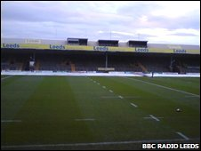 Headingley's South Stand