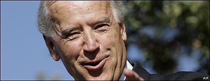 Joseph Biden, vicepresidente de Estados Unidos.