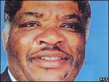 Zambia's late President Levy Mwanawasa