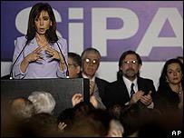 Cristina Fernández anuncia el plan el 21 de octubre