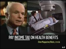 Obama TV ad