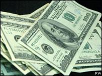 Billetes de d�lar