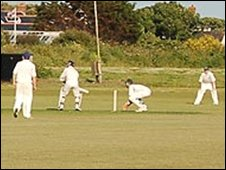 Cricket in Guernsey