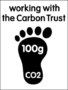 bon label (Image: Carbon Trust)