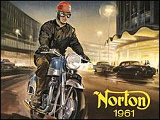 A Norton poster