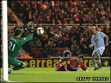 Boro keeper Ross Turnbull denies Stephen Ireland