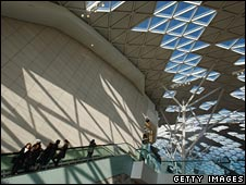 Roof at Westfield