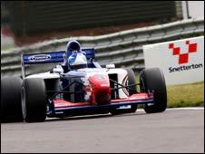 Formula Palmer Audi at Snetterton