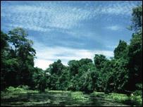 Parque Nacional en Costa Rica