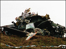 Chinook crash of 1994