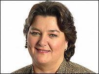 Lesley Douglas, ex directora de BBC Radio 2
