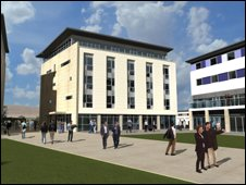 Artist's impression of the new RYA building