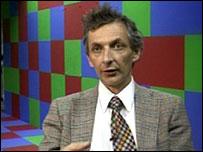 Professor Mark Nixon from Southampton University