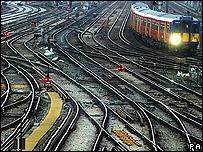 Railway junctions