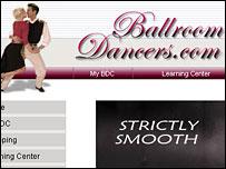 www.ballroomdancers.com