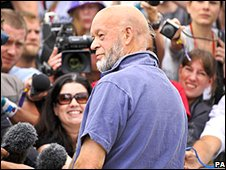 Glastonbury organiser Michael Eavis