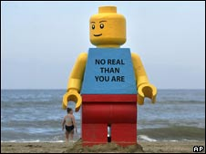 The Dutch Lego man
