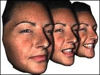 Sistema DI3D (Imagen: Dimensional Imaging)
