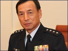 Gen Toshio Tamogami - Pic Australian Defence Department