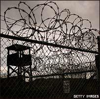 Campo de detención de Guantánamo.