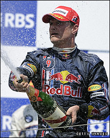 David Coulthard has retired from F1