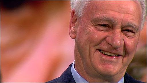 Sir Bobby Robson - 2007