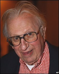 Studs Terkel, file pic from 2004
