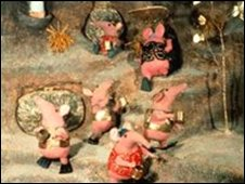 The Clangers � Peter Firmin and Oliver Postgate