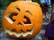 Generic image of a Halloween pumpkin