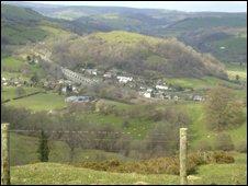 Castle Hill, Knucklas