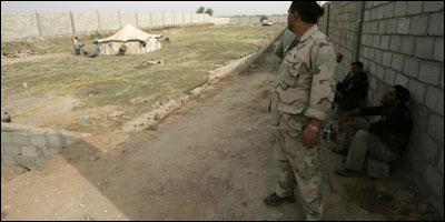 الموقع الذي هاجمته الطائرات الامريكية