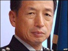 Gen Toshio Tamogami in an undated photo