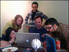 The Uptake team